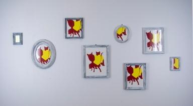 Isms (installation view)